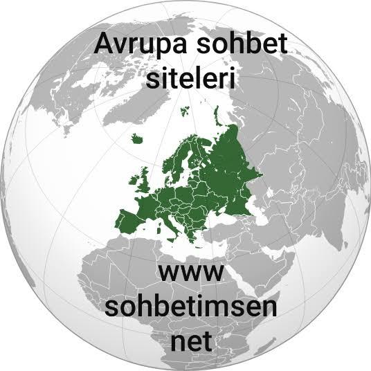Avrupa sohbet siteleri
