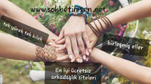 En iyi ücretsiz Arkadaşlık Siteleri
